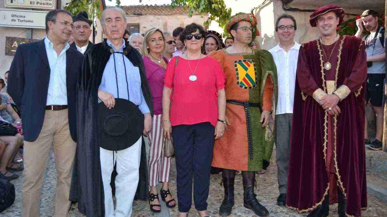 Ayuntamiento de Hita - festival medieval