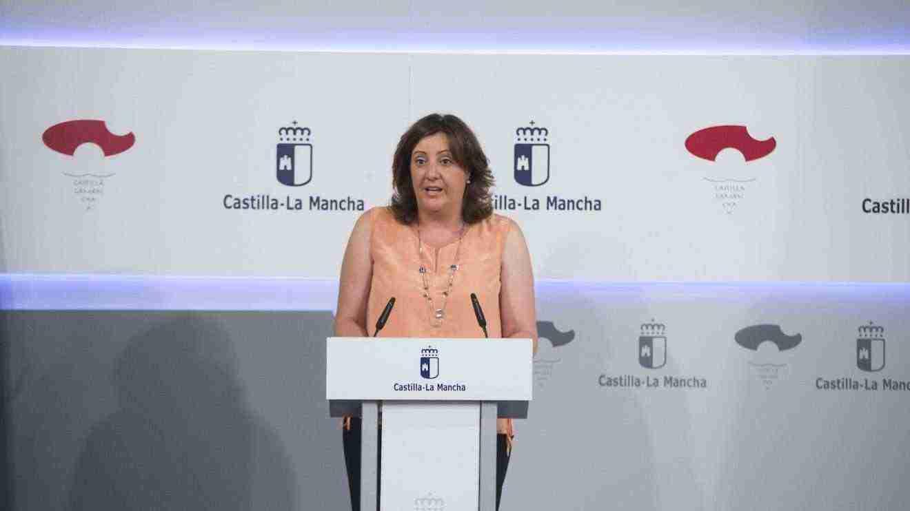 Patricia Franco valora los datos del paro del mes de junio