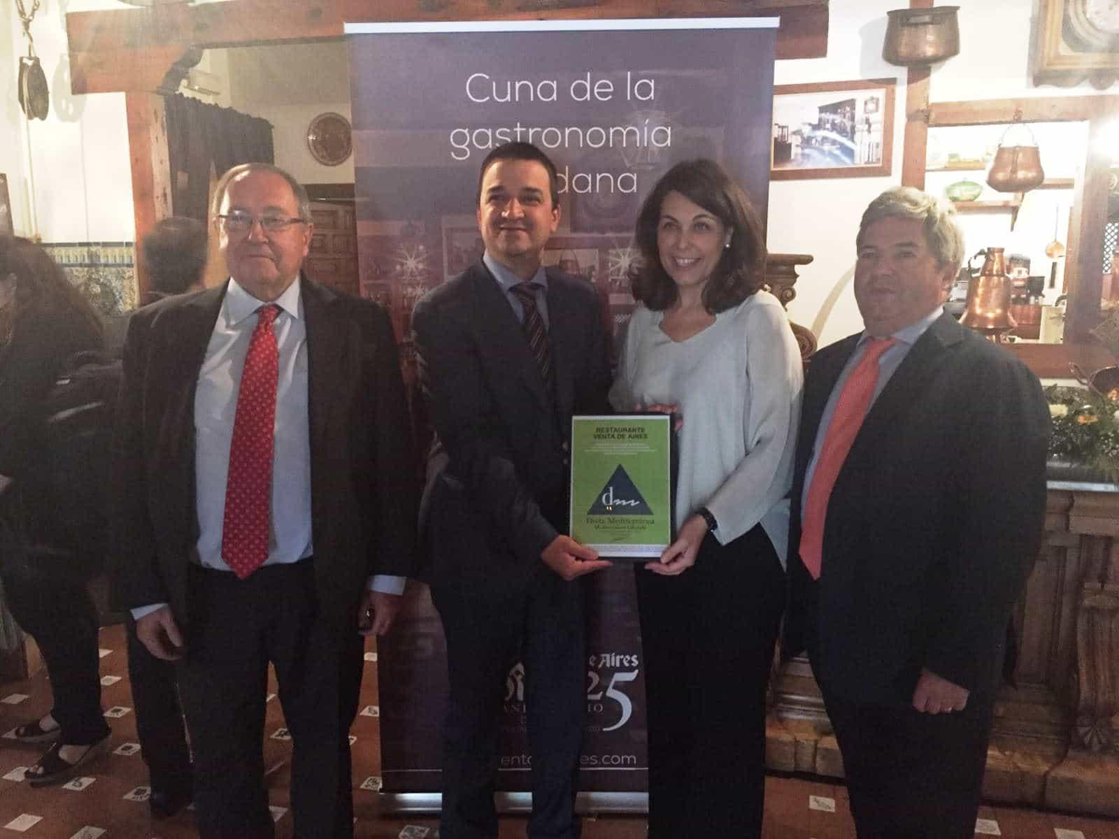 Certificación dieta mediterránea en Castilla-La Mancha