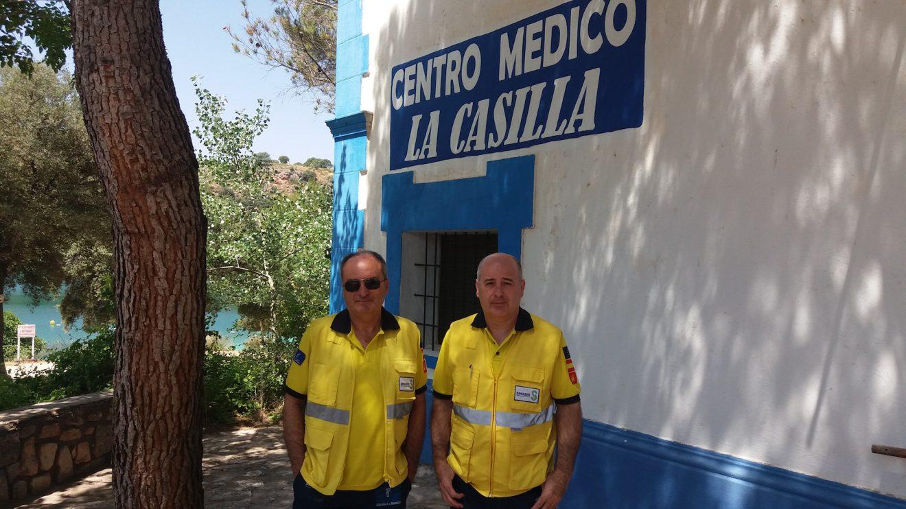 El Consultorio Médico 'La Casilla', ubicado en Las Lagunas de Ruidera, abre sus puertas hasta el próximo 2 de septiembre