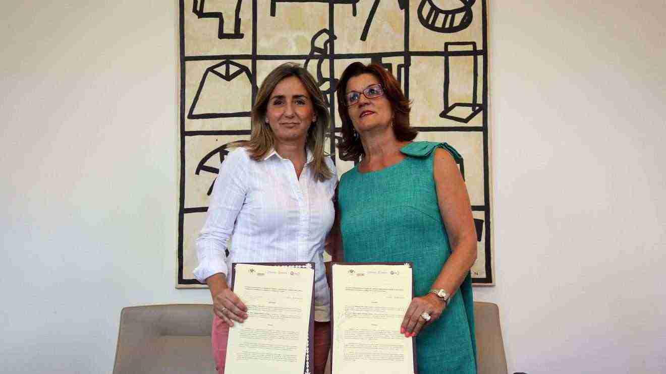 Convenio con Cámara de Comercio y Ayuntamiento de Toledo