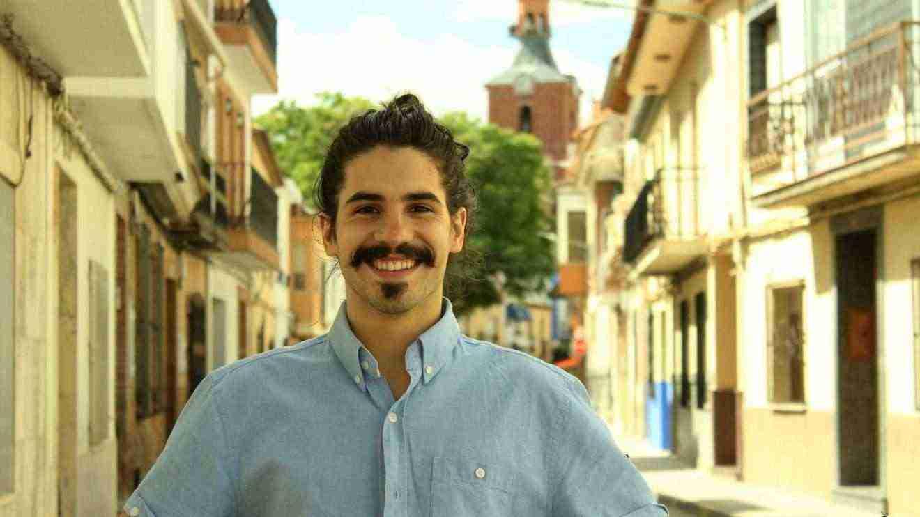Elias García-Escribano Tajuelo viajará por el mundo con el Perlé de la Mancha