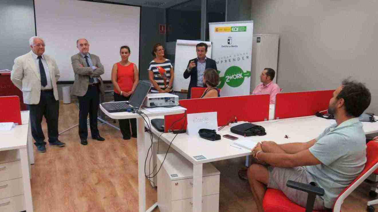 Espacio Coworking Castilla-La Mancha