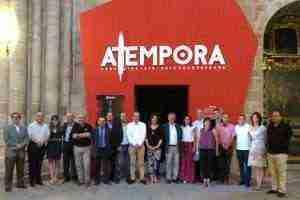 El Gobierno regional impulsa una campaña en Madrid para difundir la fuerza de la exposición 'Atempora' y del rico patrimonio de Sigüenza