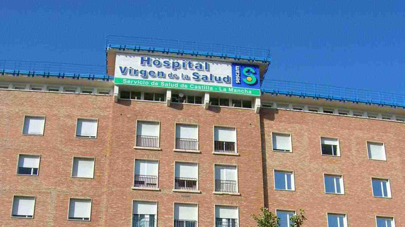 Hospital Virgen de la Salud en Toledo