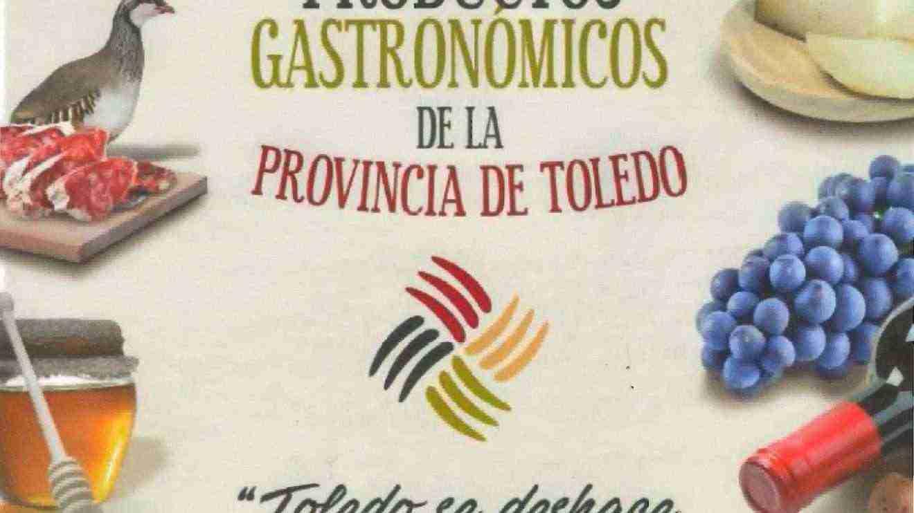 Muestra de productos gastronómicos de la provincia de Toledo
