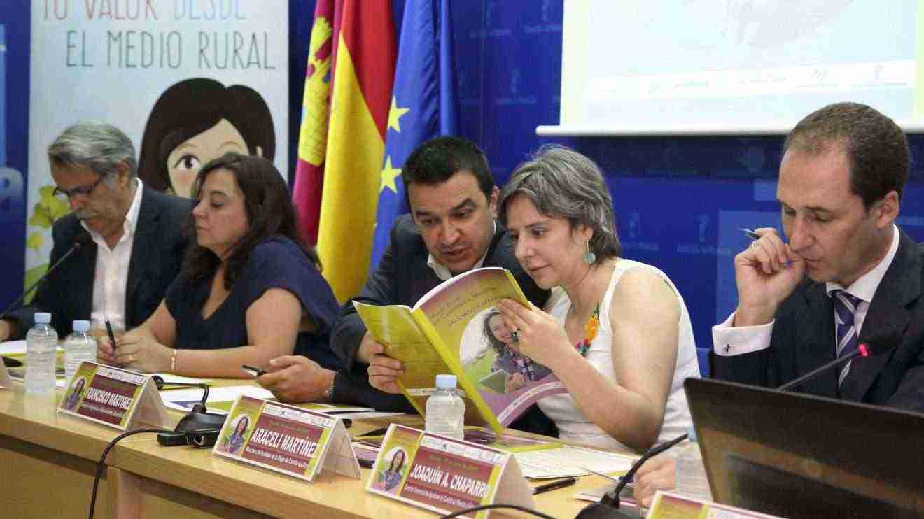 Presentación de la Guía 'Mujer Rural