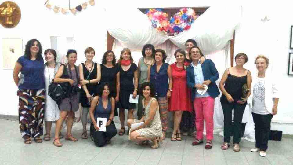 """El Instituto de la Mujer destaca la labor del Colectivo de mujeres Artistas de Guadalajara para """"construir una sociedad más tolerante"""""""