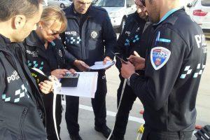 Policia local Castilla-La Mancha