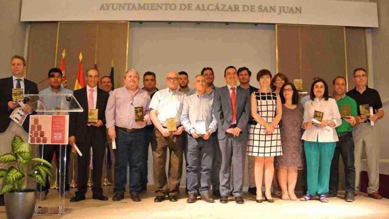 Premios de los mejores vinos de Castilla-La Mancha