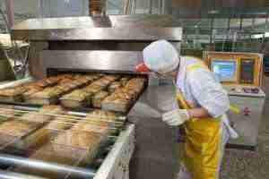 Fábrica en sector agroalimentario