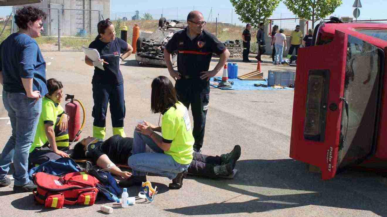 En la imagen, uno de los cursos de formación impartido por la Gerencia de Atención Integrada de Albacete.