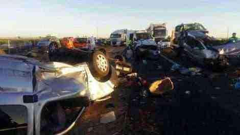 accidente en autovia a-4 en manzanares dia 18 agosto 2016 - 2