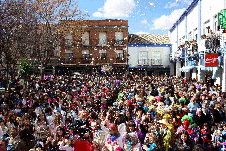 flashmob carnaval de herencia