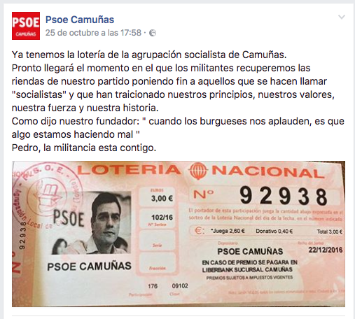 captura-facebook-psoe-camunas-con-loteria-navidad-pedro-sanchez