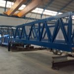 portico 40 metros para leganes 2 150x150 - Grupo Álvarez envía un pórtico de 40 metros para instalar en Leganés