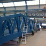 portico 40 metros para leganes 1 150x150 - Grupo Álvarez envía un pórtico de 40 metros para instalar en Leganés