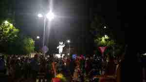 estauta perle en carnaval de verano herncia 300x169 - Fotografías del Carnaval de Verano 2018 de Herencia