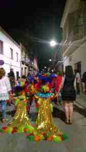 jinetas en carnaval de verano herencia 169x300 - Fotografías del Carnaval de Verano 2018 de Herencia