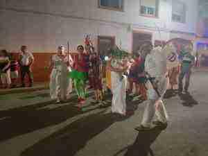 alcalde y concejales en carnaval de verano herencia 2 300x225 - Fotografías del Carnaval de Verano 2018 de Herencia