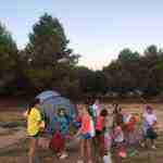 """ultimos dias escuela verano herencia acampada pozos agua 5 150x150 - Última semana de la Escuela de Verano con acampadas en """"La Pedriza"""""""