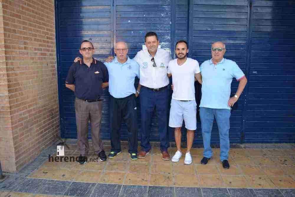 tomas roncero visito instalaciones deportivas herencia 5 1000x667 - Tomas Roncero visitó las instalaciones deportivas de Herencia