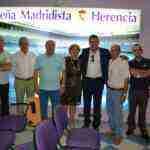 charla tomas roncero madridista herencia 1 150x150 - Tomas Roncero ofreció una charla en la Peña Madridista de Herencia