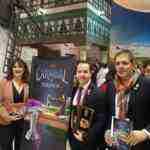 carnaval de herencia fitur feria turismo 1 150x150 - El Carnaval de Herencia y su gastronomía presentes en el FITUR 2019