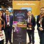 carnaval de herencia fitur feria turismo 3 150x150 - El Carnaval de Herencia y su gastronomía presentes en el FITUR 2019
