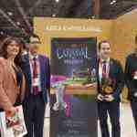 carnaval de herencia fitur 150x150 - El Carnaval de Herencia y su gastronomía presentes en el FITUR 2019