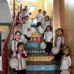 Celebración del Día Escolar de la Paz en el colegio de mercedarias de Herencia4 150x150 - Los colegios de Herencia celebran el Día Escolar de la Paz