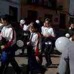 Celebración del Día Escolar de la Paz en el colegio de mercedarias de Herencia3 150x150 - Los colegios de Herencia celebran el Día Escolar de la Paz