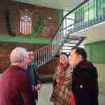 seminario menor mercedario colegio mixto visita ayuntamiento herencia 6 150x150 - Seminario Menor Mercedario recibe al Ayuntamiento para dar a conocer sus novedades