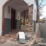 accidente contra ermita la encarnacion herencia 3 150x150 - La Ermita de La Encarnación sufre daños por un supuesto accidente de tráfico