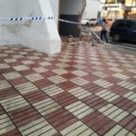 accidente contra ermita la encarnacion herencia 2 150x150 - La Ermita de La Encarnación sufre daños por un supuesto accidente de tráfico