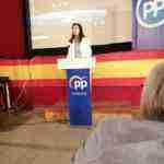 Presentación candidatura Partido Popular Herencia21 150x150 - Agudo presenta a Cristina Rodríguez de Tembleque como candidata a la Alcaldía de Herencia