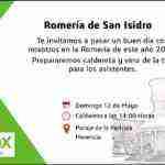 Vox herencia en la Romería de San Isidro 150x150 - Vox Herencia junto a Ricardo Chamorro participan en la romería de San Isidro