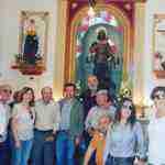 Vox herencia en la Romería de San Isidro1 150x150 - Vox Herencia junto a Ricardo Chamorro participan en la romería de San Isidro