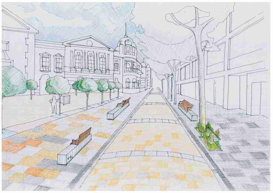 proyecto de peatonalizaciónproyecto de peatonalización