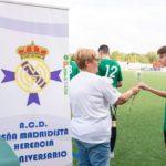real madrid cadete A y Herencia CF 150x150 - El partido entre el Cadete A del Real Madrid y el Herencia Sub-17 contó con la presencia de Julen Guerrero