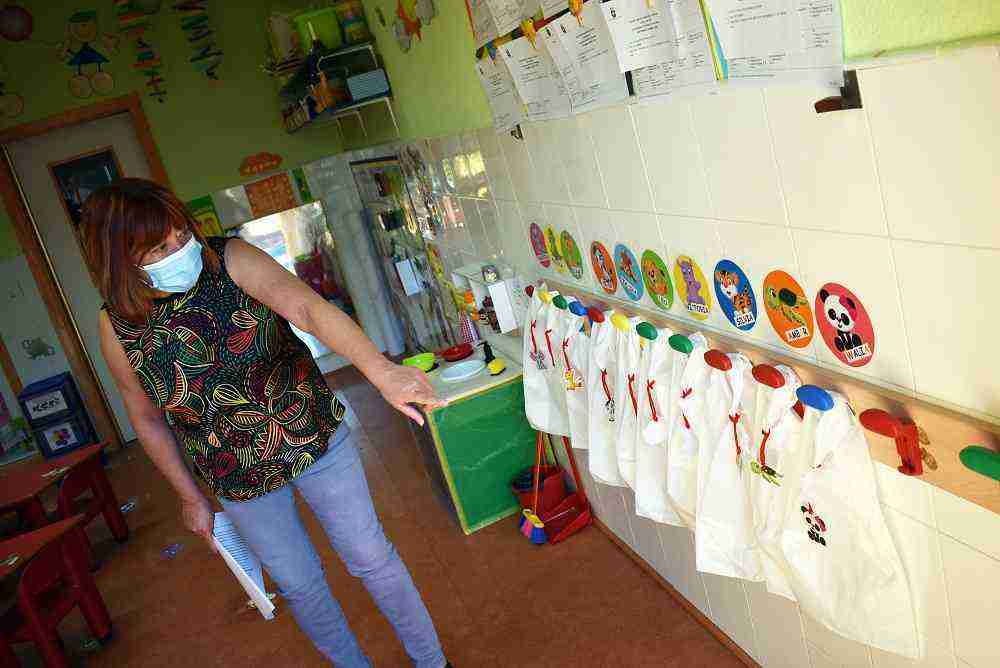 Escuela Infantil Municipal de La Granja