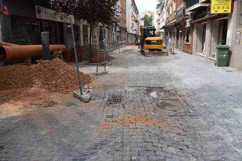 calle Montesa