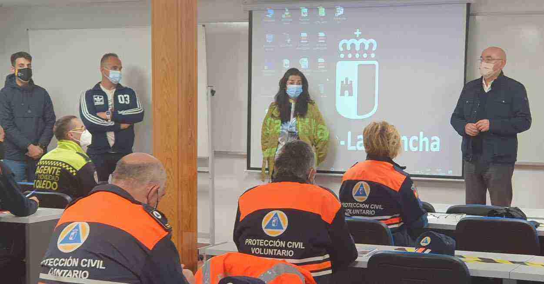 Protección Civil de Herencia continua su formación continua 4