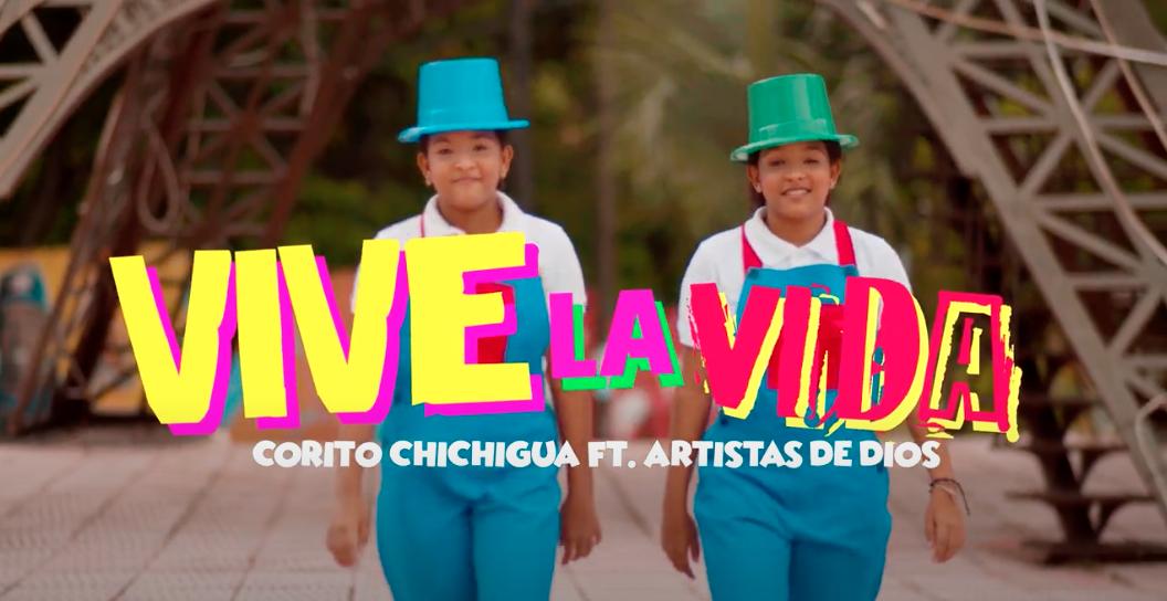 Nuevo videoclip de Corito Chichigua junto a JuanD y otros artistas de diferentes partes del mundo 5