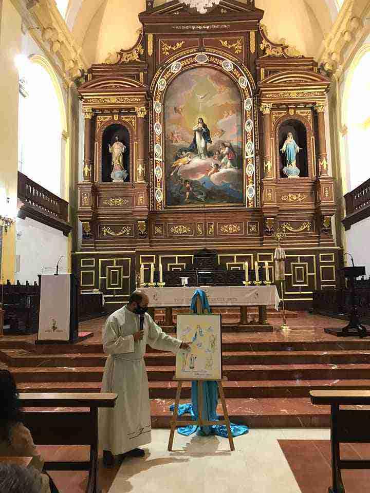 Presentado el cartel y actos en honor a la Inmaculada Concepción 6