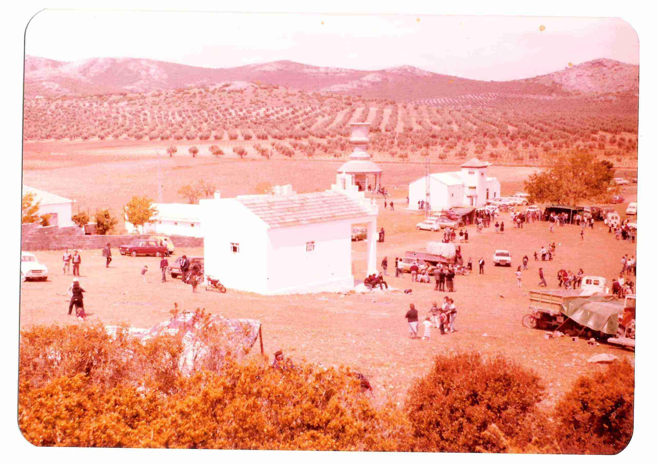 Nuevas fotografías antiguas de Herencia: Feria y la Romería 75