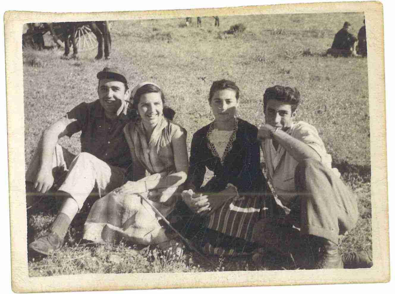 Nuevas fotografías antiguas de Herencia: Feria y la Romería 65