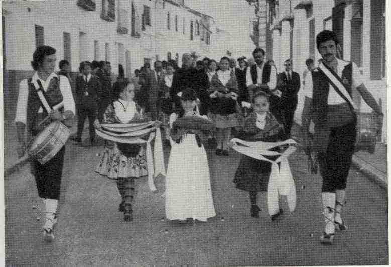 Nuevas fotografías antiguas de Herencia: Feria y la Romería 61