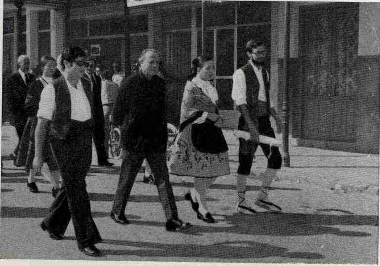 Nuevas fotografías antiguas de Herencia: Feria y la Romería 50