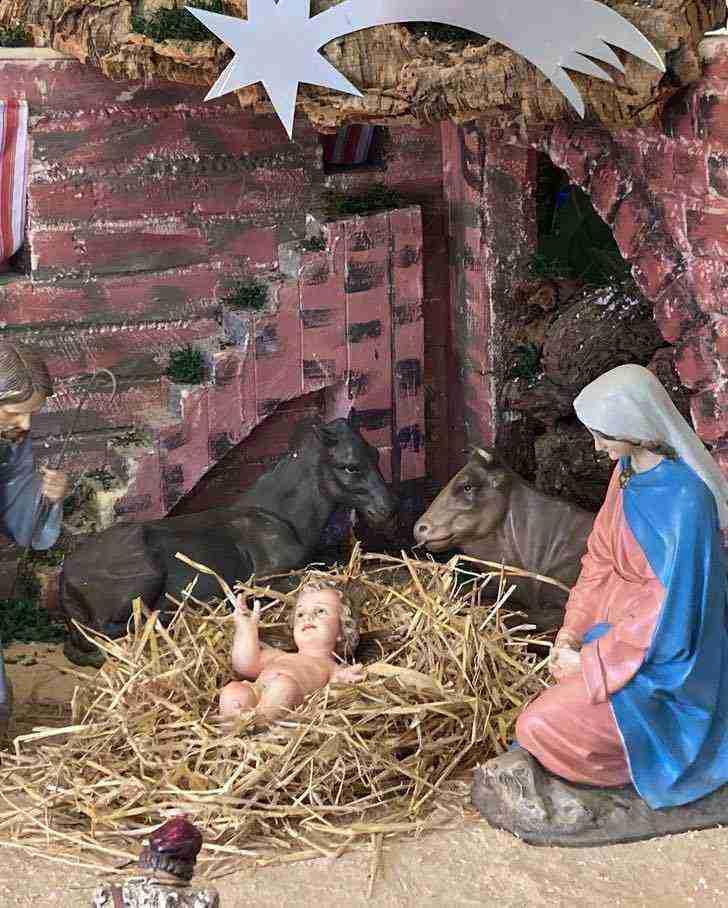 Muestra virtual de belenes de Navidad en Herencia 12